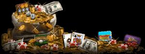 Casino geld stroten