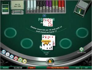 Pontoon Blackjack