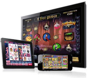 Playtech mobiel casino